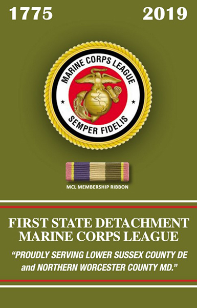 2019 Marine Corps Ball Journal